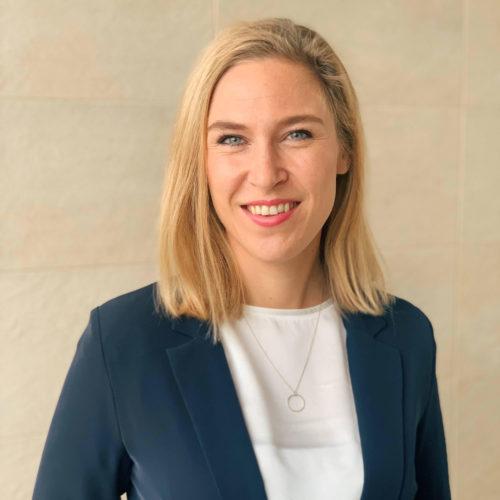 Portrait von Laura Försch