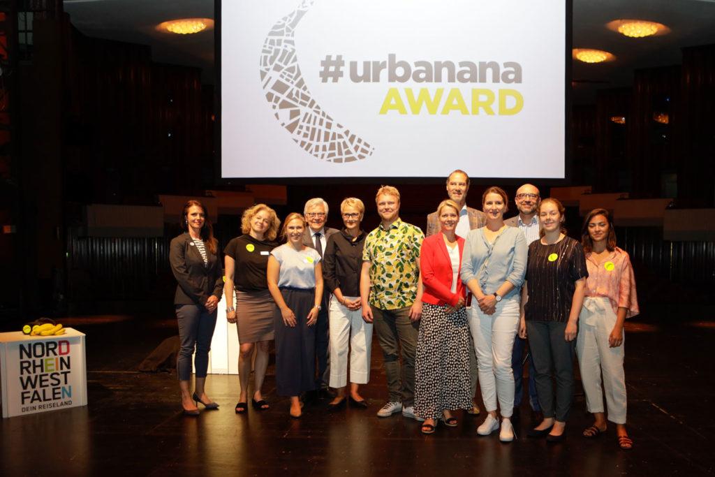 urbanana Award 2019 Dt. Tourismustag (c)Tourismus NRW