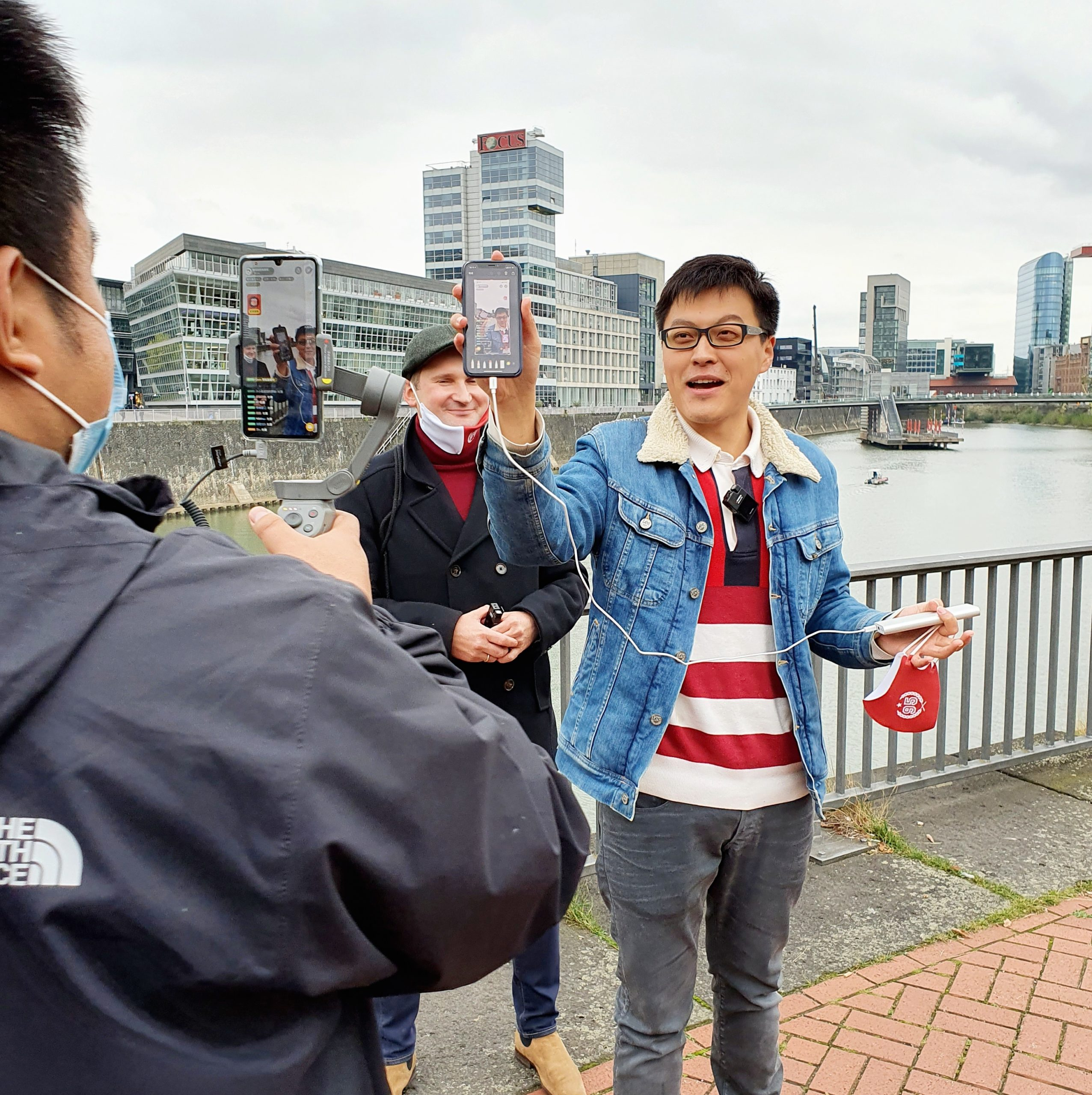 Livestream-Event China