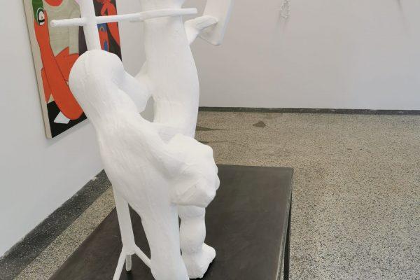 Manuel Graf in der Galerie Van Horn in Düsseldorf