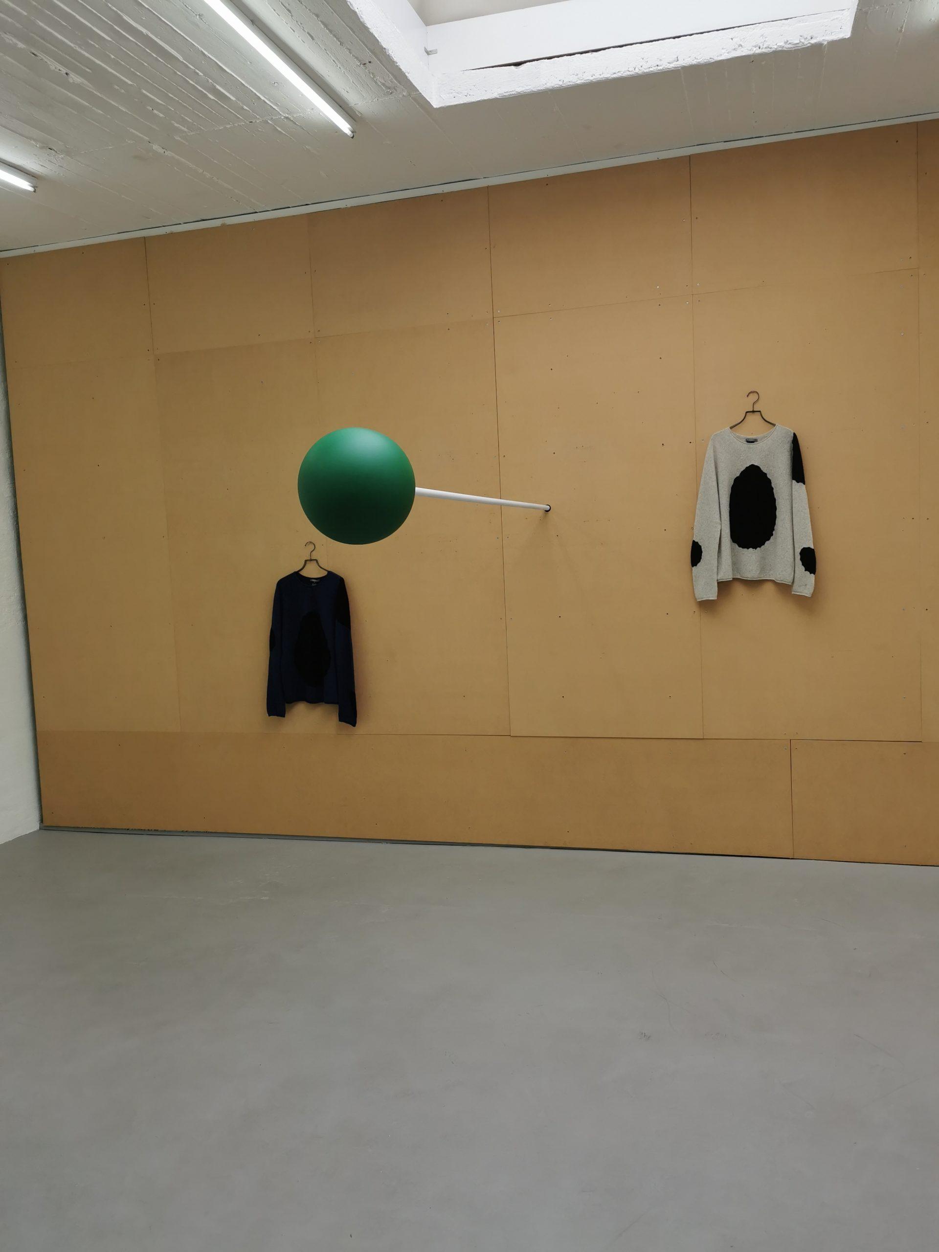 Through the Düsseldorf art studio jungle