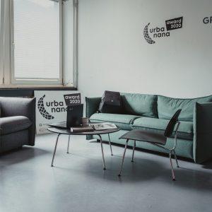 Festivalbüro von Open House Essen im Greyfield Hauptsitz
