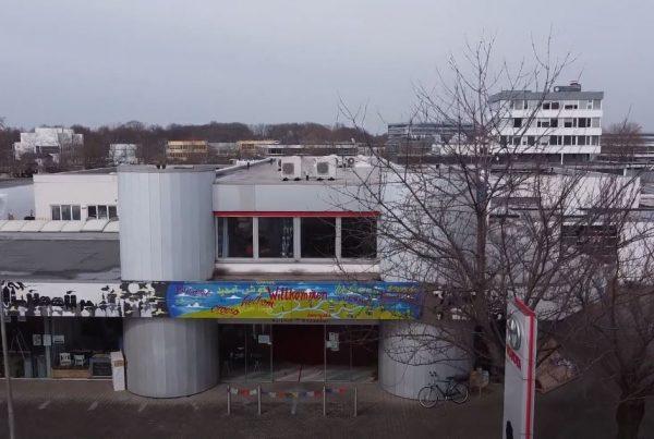 View on the WandelWerk
