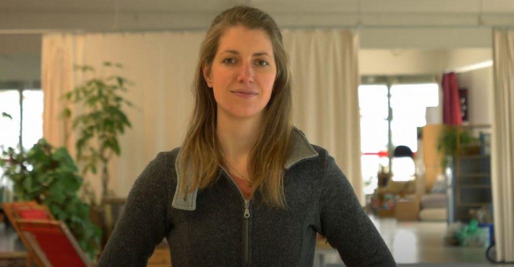 Verena Hermelingmeier is one of the founders of the WandelWerk